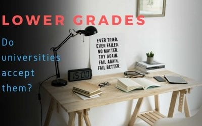 Do Universities Accept Lower Grades?