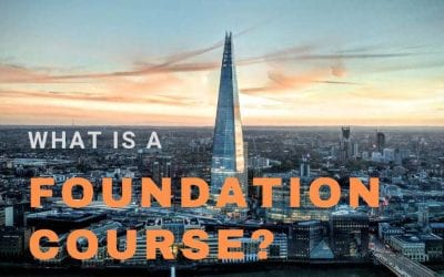 What is a Foundation Course at University?