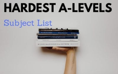 Hardest A Level Subjects List