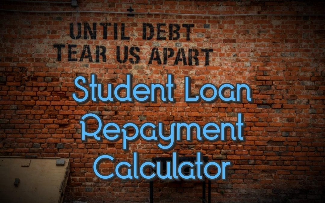 UK Student Loan Repayment Calculator